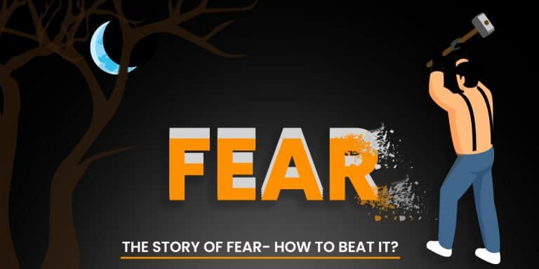 Overcome Your fear!