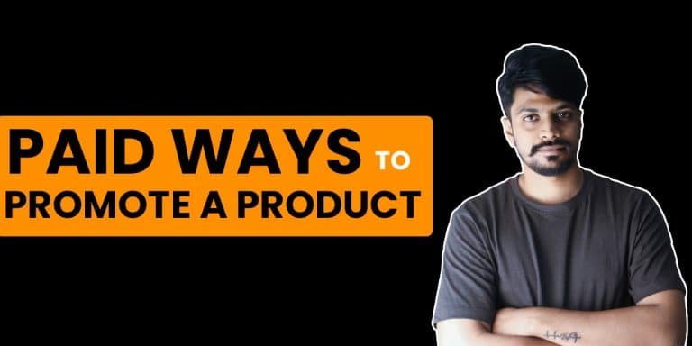 paid ways to promote affiliate products
