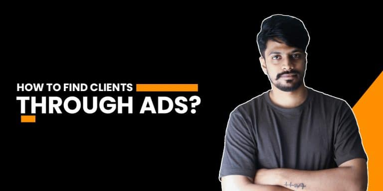 ads to find clients